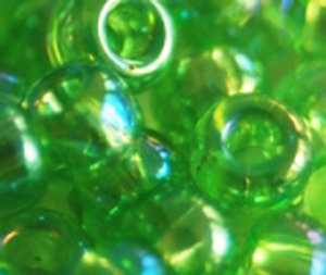 11-259 Transparent Green Apple AB