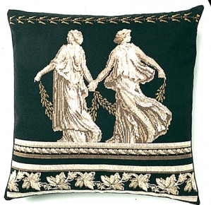 Greek Cushion