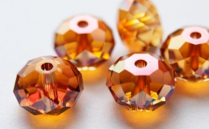 Crystal Copper - 8 mm