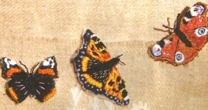 Brittish Butterflies Set 1