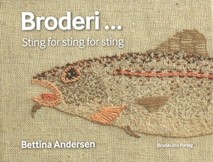 Broderi....Sting for sting for sting