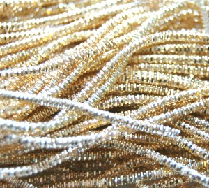 Wire Naksi Dark Gold