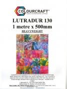 Lutradur 130 Heavy Weight, 1 meter