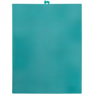 Plastcanvas 2,9 rutor/cm Peacock, 7 count