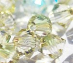 Crystal Luminous Green - 4 mm